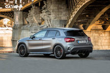 2020 Mercedes-Benz AMG GLA 45 Right Side View