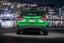 2020 Mercedes-Benz AMG GLA 45 Rear View