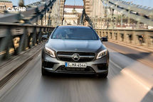 2020 Mercedes-Benz AMG GLA 45 Front View