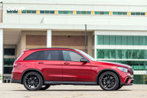 2020 Mercedes-Benz AMG GLC 63 Right Side View