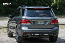 2020 Mercedes-Benz AMG GLE 43 Rear View