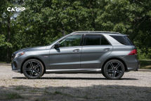 2020 Mercedes-Benz AMG GLE 43 Left Side View