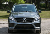 2020 Mercedes-Benz AMG GLE 43 Front View
