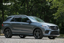 2020 Mercedes-Benz AMG GLE 43 Right Side View