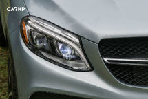 2020 Mercedes-Benz AMG GLE 43 Coupe Front Head Lights