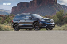 2020 Mercedes-Benz AMG GLS 63 Right Side View