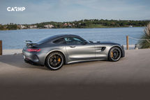 2020 Mercedes-Benz AMG GT Right Side View