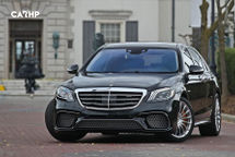 2020 Mercedes-Benz AMG S 65 Front View