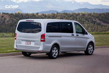 2020 Mercedes-Benz Metris 3 Quarter View