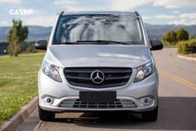 2020 Mercedes-Benz Metris Front View