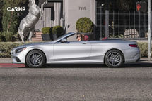 2020 Mercedes-Benz S-Class Convertible Left Side View