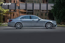 2020 Mercedes-Benz S-Class Right Side View