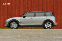 2020 Mini Clubman Right Side View
