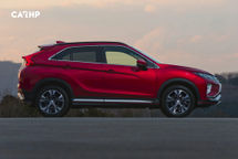 2020 Mitsubishi Eclipse Cross Right Side View