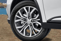 2020 Mitsubishi Outlander Wheels