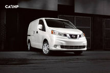 2020 Nissan NV200 Front View