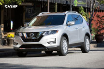 2020 Nissan Rogue Front View
