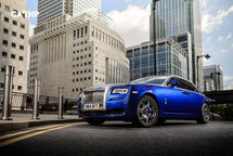 2020 Rolls-Royce Ghost Front View