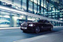 2020 Rolls-Royce Ghost 3 Quarter View