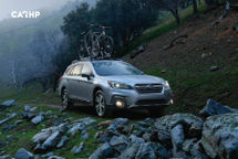 2020 Subaru Outback 3 Quarter View
