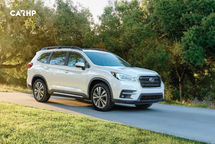 2020 Subaru Ascent Right Side View