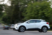 2020 Toyota C-HR Left Side View