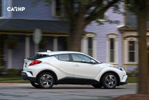2020 Toyota C-HR Right Side View