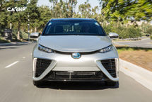 2020 Toyota Mirai electric Front View