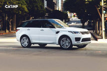 2020 Land Rover Range Rover Sport Right Side View