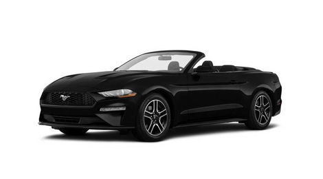 2020 Mustang Gt Convertible Curb Weight